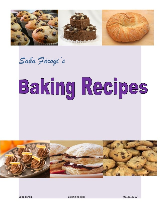 Final cookbook
