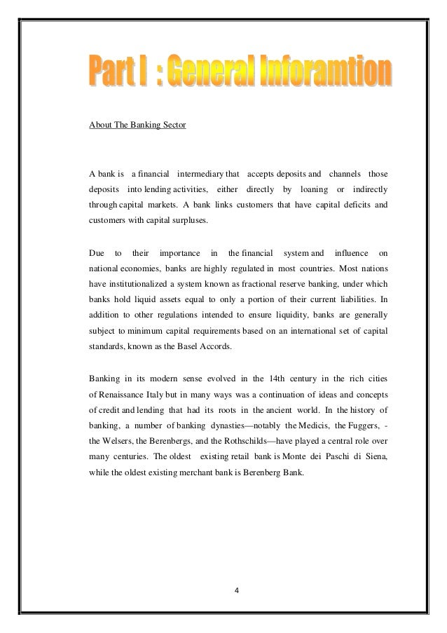 research paper on banking industry The role of banking industry is very this paper explains the changing banking scenario indian banking sector - challenges and opportunities wwwiosrjournalsorg 55 | page structure of the organised banking industry.