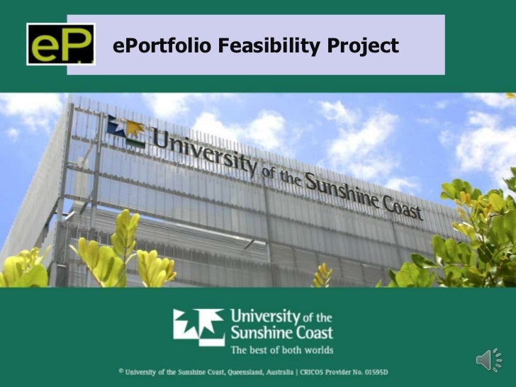 Eportfolio Feasability Project