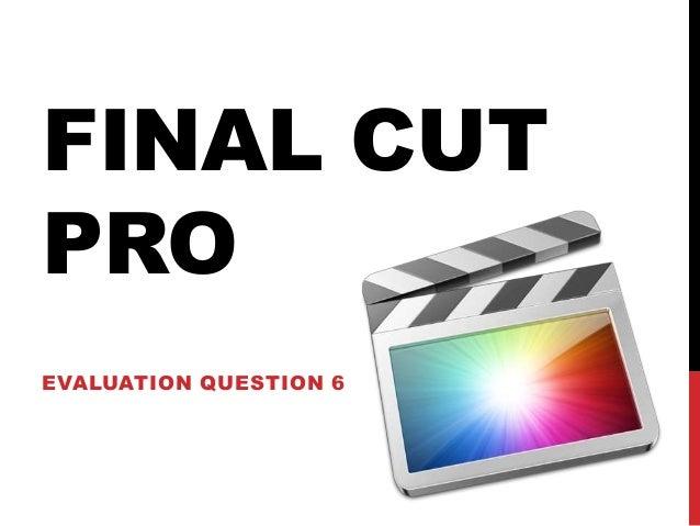 how to lighten in final cut pro