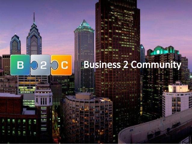 Webinar: Social Media Marketing: Separating Fact from Fiction #B2COnline