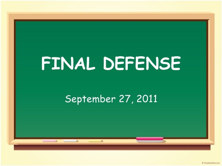 dissertation proposal oral defense powerpoint presentation Download presentation powerpoint slideshow about 'dissertation oral defense' - jaden an image/link below is provided (as is) to download presentation.