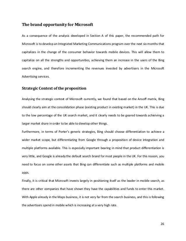 Essay Topics In Marketing