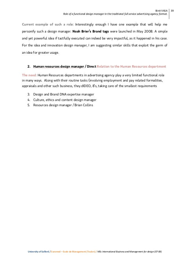 hrm final project topic essay Find the list of latest project project topics in human resource management research topics in hrm interesting in projects, research papers or.