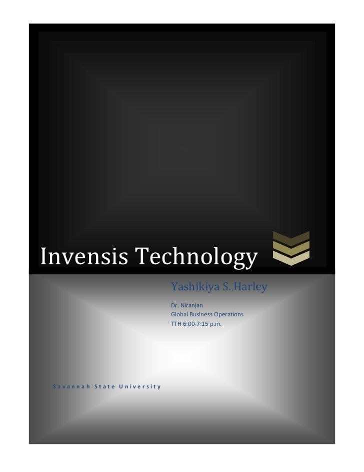 Invensis Technology