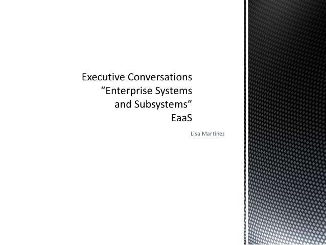 EA and BA with Generic Baseline