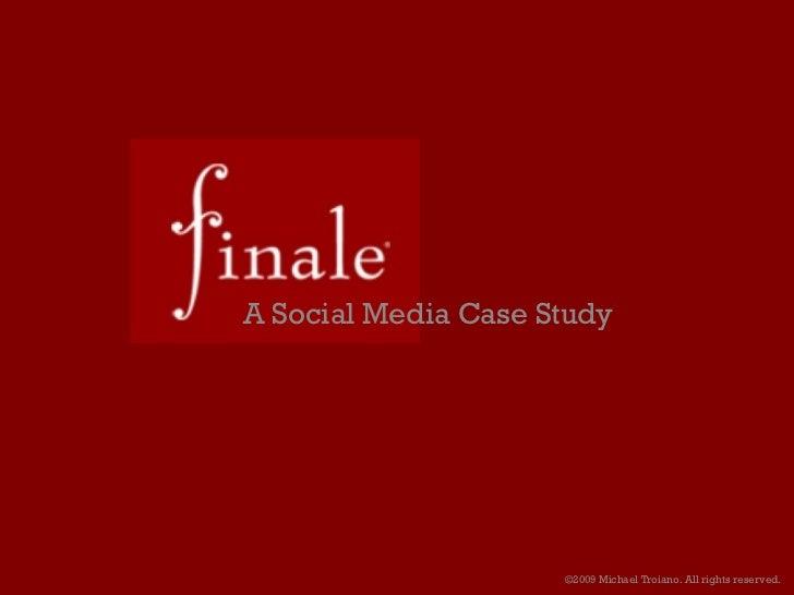 Finale Case MITX