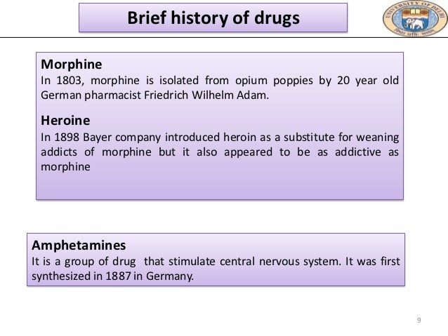 How is morphine a social issue? How is it an economic issue?