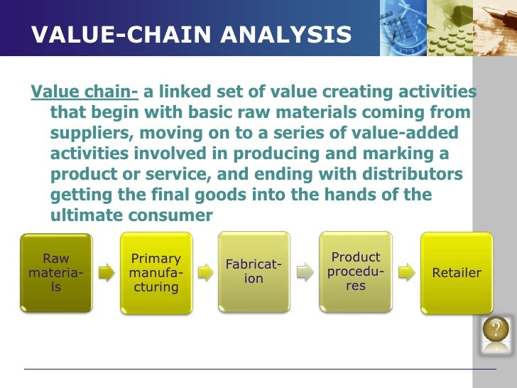 value chain analysis of radisson