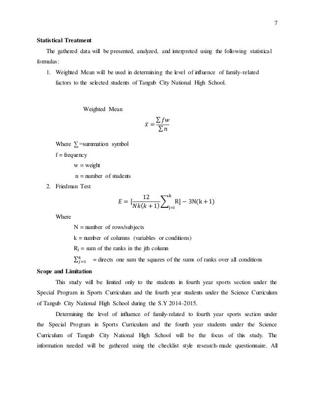 formula of weighted mean in thesis You can compute the arithmetic mean as a weighted average the formula for how to find the weighted arithmetic mean of business statistics for dummies.