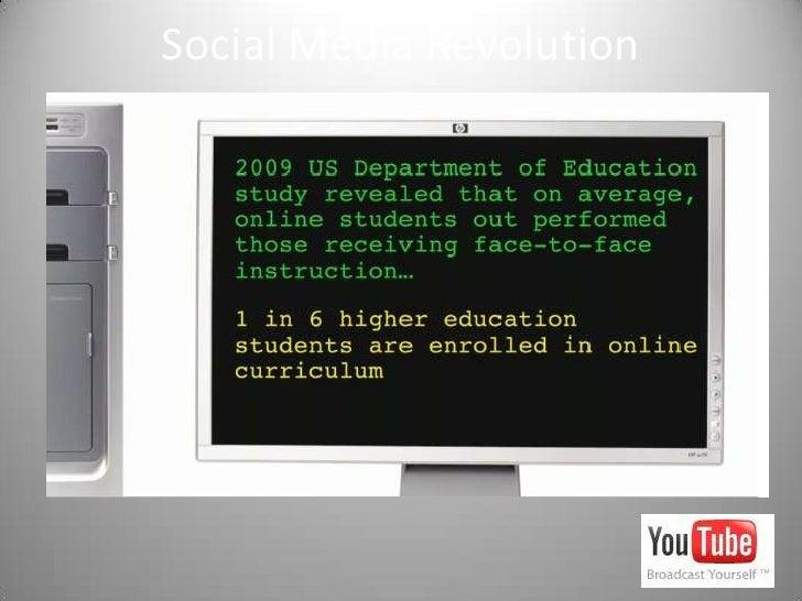 Social Media Revolution<br />