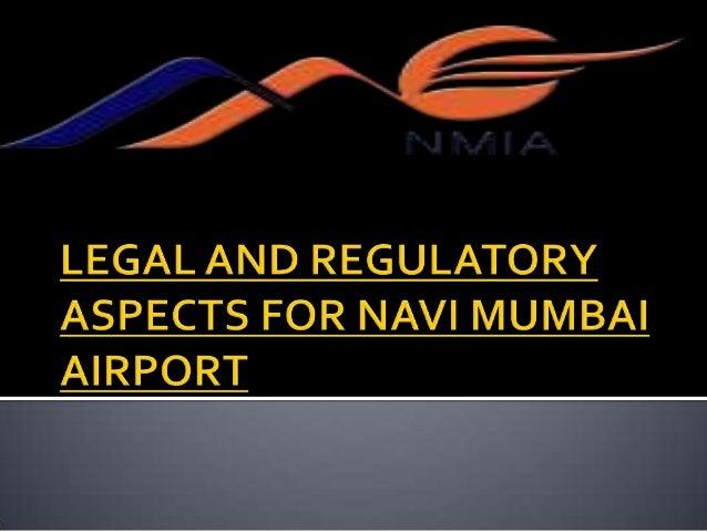 legal aspects  of navi mumbai international airport