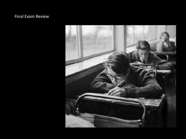 Ems - Summer I '11 - T101 Final Exam Review