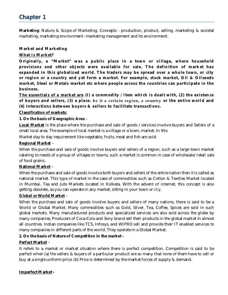 Marketing Management Pdf Version by Er. S Sood