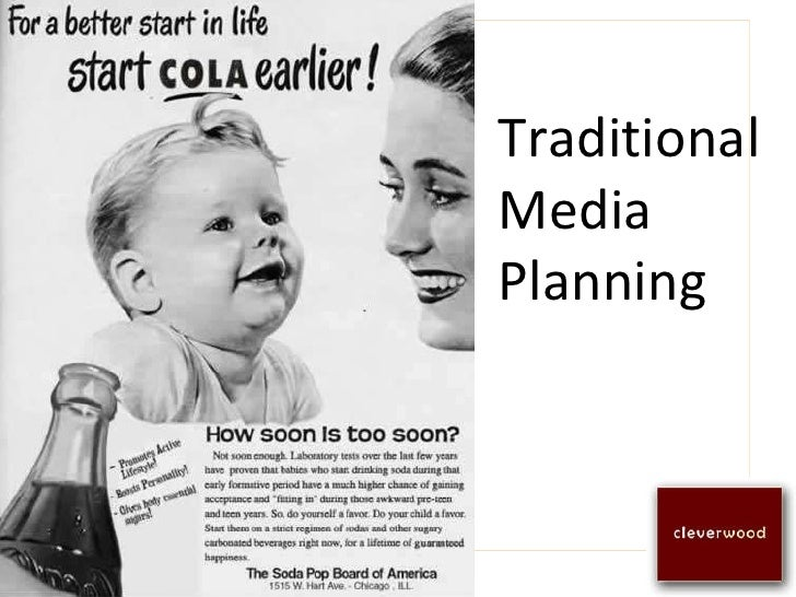 Traditional Media Planning