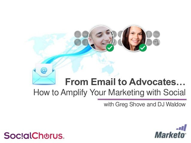 From Email to Advocates: How to Amplify Your Marketing with Social