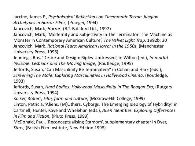 planks of reason essays on the horror film