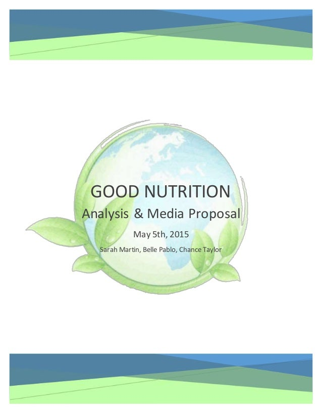 Nutrition & Dietetics: Master's Thesis