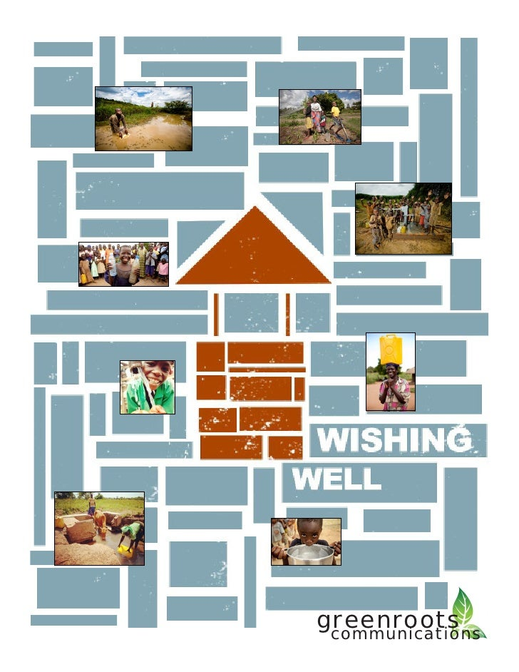Wishing Well Community Outreach Plans Book