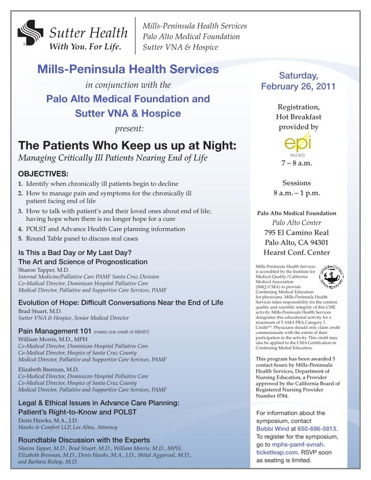 Managing Critically Ill Patients 2011
