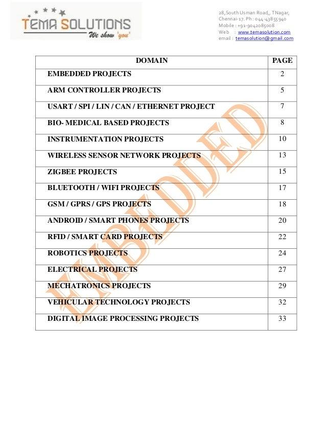 Final ieee 2012 embedded list