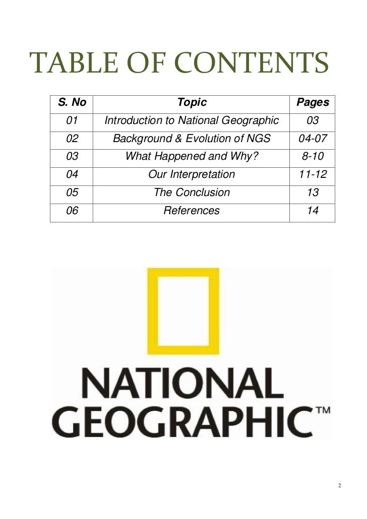 an introduction to the analysis of the national geographic documentary Political science / public policy resources documentary films search this guide search political science / public policy resources:  / national geographic.