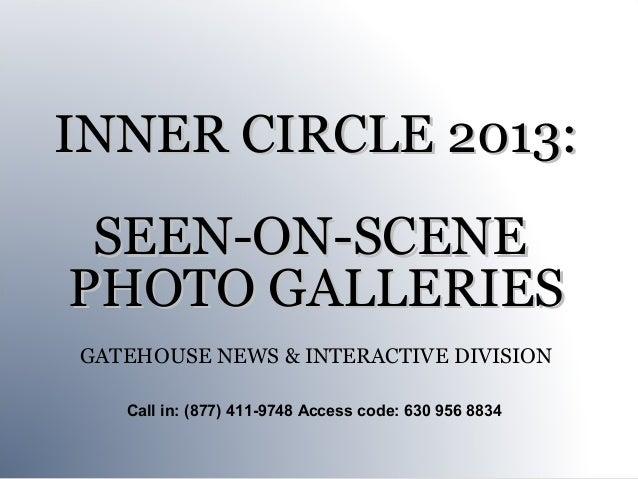Seen-on-scene photo gallery
