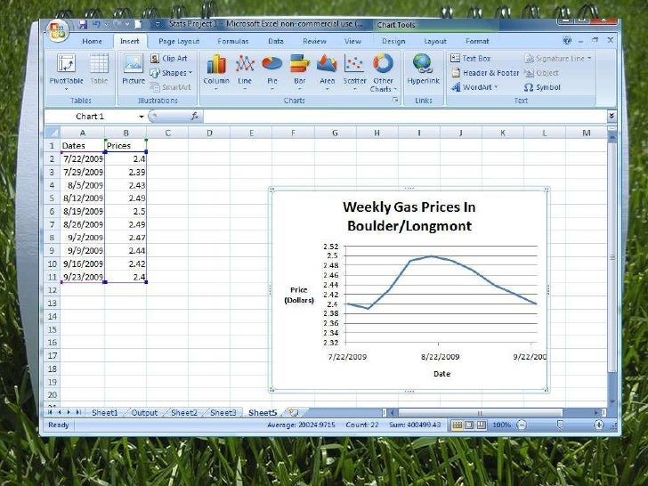 how to insert a break in excel graph y axis