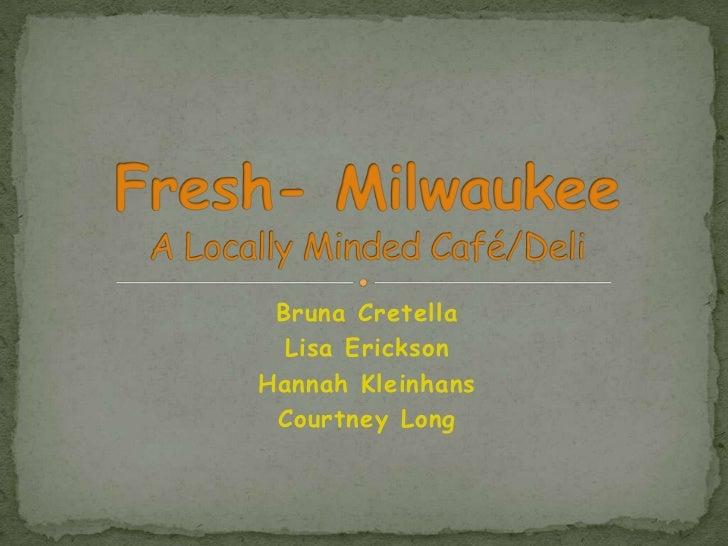 Fresh Milwaukee