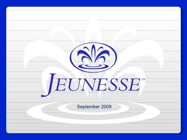jeunesse  slideshare for Every One