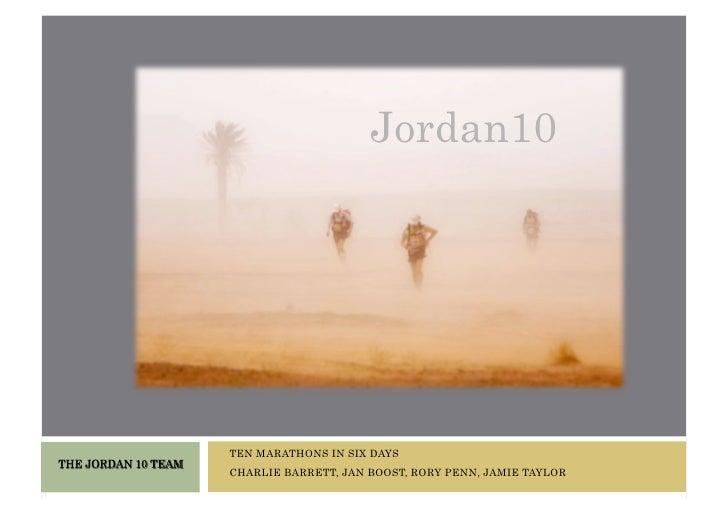 Final Jordan August 09