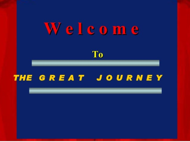 Final journey