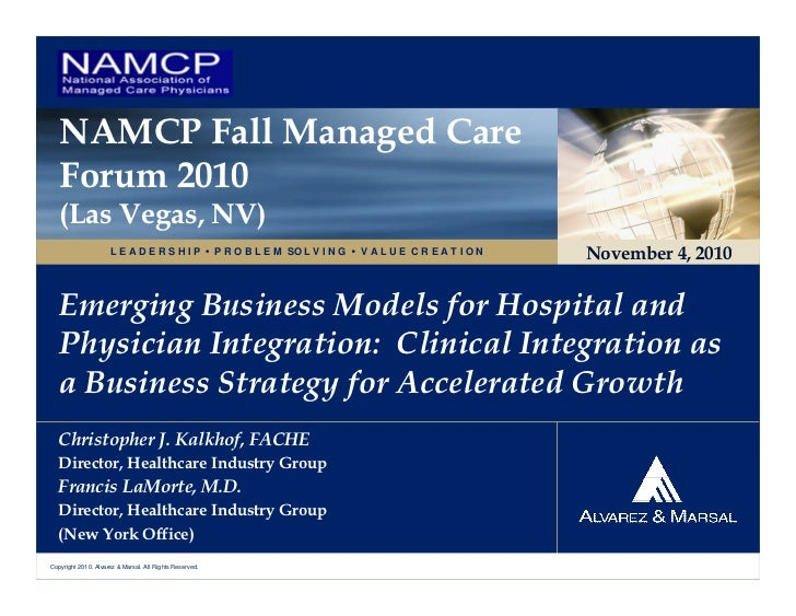 NAMCP Fall Managed Care   Forum 2010   (Las Vegas, NV)                     L E A D E R S H I P  P R O B L E M SO L V I N ...