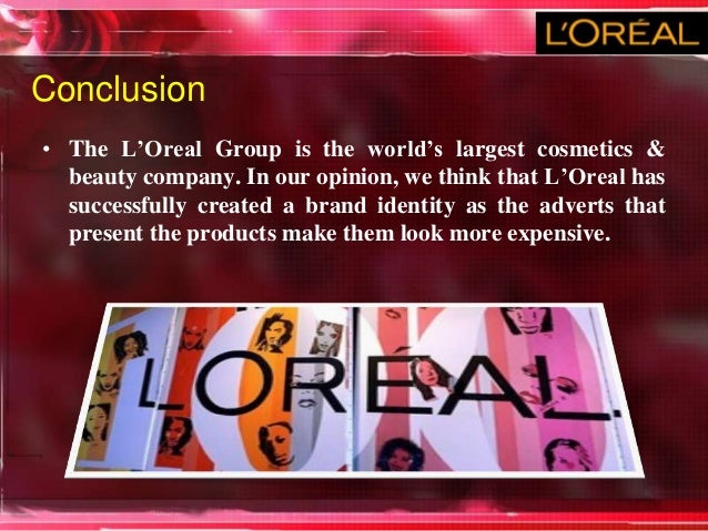 brand marketing loreal L'oreal's claim that they want to reach 1 billion new customers by 2020 was pretty big news i should say that it is a big statement with several brands in its portfolio that range from high-end to low-end, l'oreal is a world leader in the beauty industry.