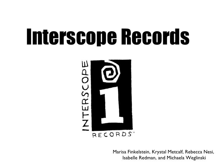 Interscope Records Marisa Finkelstein, Krystal Metcalf, Rebecca Nesi,  Isabelle Redman, and Michaela Weglinski