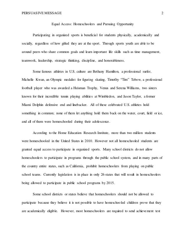 Sports and students essay