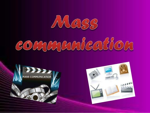 Phd thesis in mass communication and journalism