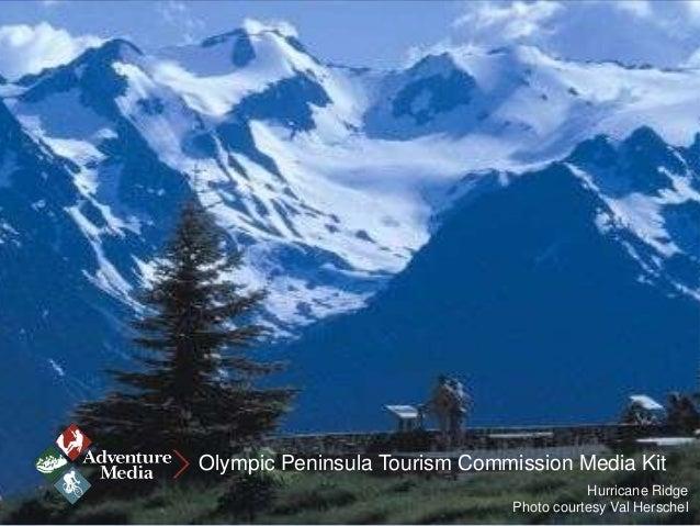 Hurricane Ridge Photo courtesy Val Herschel Olympic Peninsula Tourism Commission Media Kit