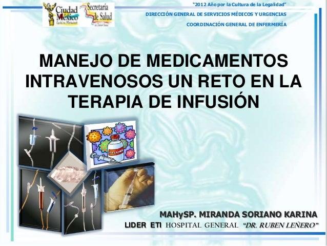 PROCESOS DE MEJORA POR LA CLINICA DE CATETERES HOSP. GRAL. DR. RUBEN LEÑERO.