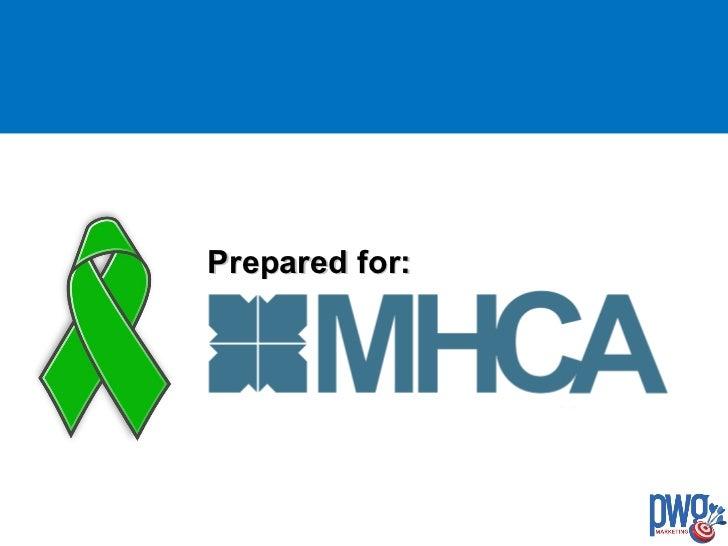 MHCA Annual Meeting Presentation