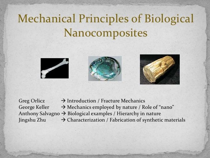 Mechanical Properties of Biological Nanocomposites