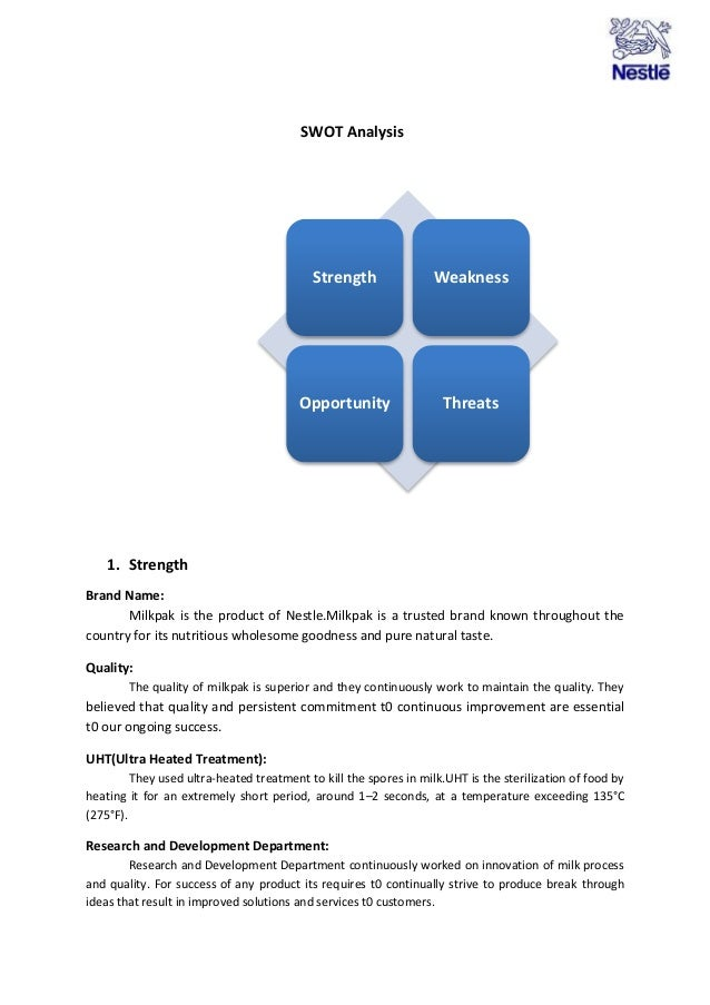 "nestle pakistan pestle analysis Pestle analysis for nestle compiling and using a ""pestle"" analysis 11 a pestle analysis is a tool that acts as a prompt to the staff and governors involved in the analysis of the developments in the school's environment that could affect its risk profile it may help them carry out a more comprehensive analysisthe initials stand for: political eg."