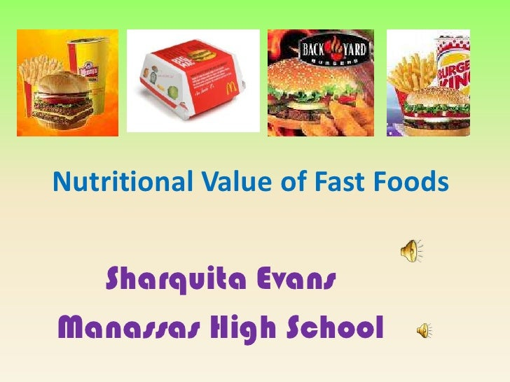 Nutrition subjects of high school