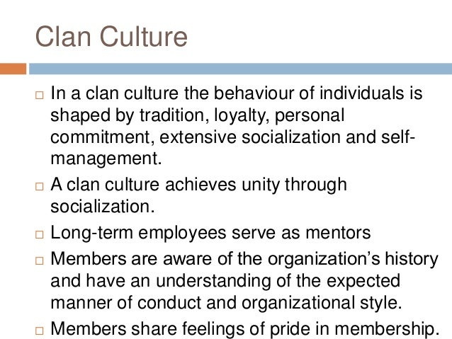 market bureaucracies and clans by william Home » organizational culture and effectiveness in business schools:  bureaucracies, and clans,  organizational culture and effectiveness in.