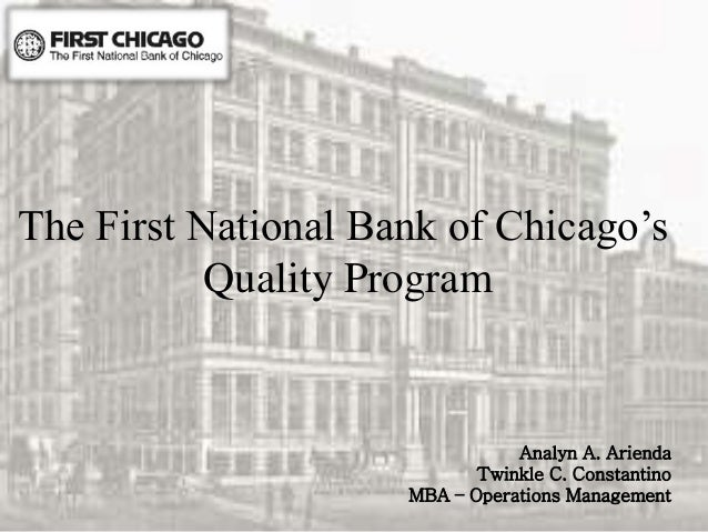 first city national bank case That move will end an unbroken tenure that began when brown joined first city  national bank as a junior auditor in 1973 at that time, first city.