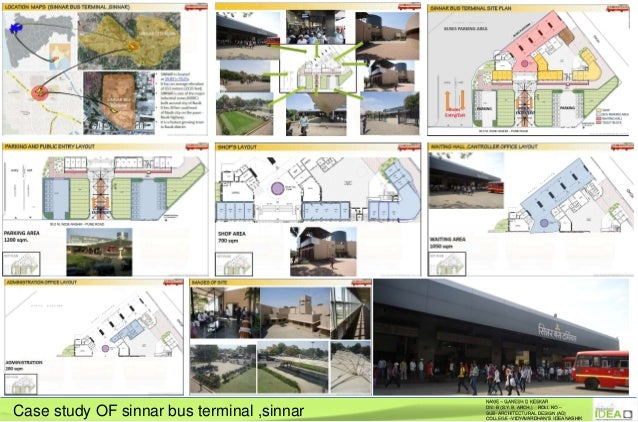 Bus Station architecture and design | ArchDaily