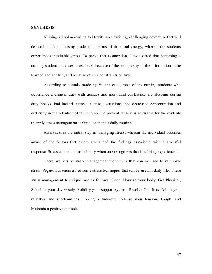 Limitations research paper