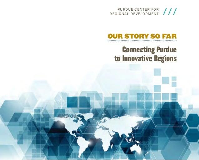 Purdue Center for Regional Development: An Overview
