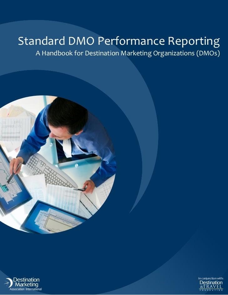 DMO Performance Reporting Handbook, 2nd Ed