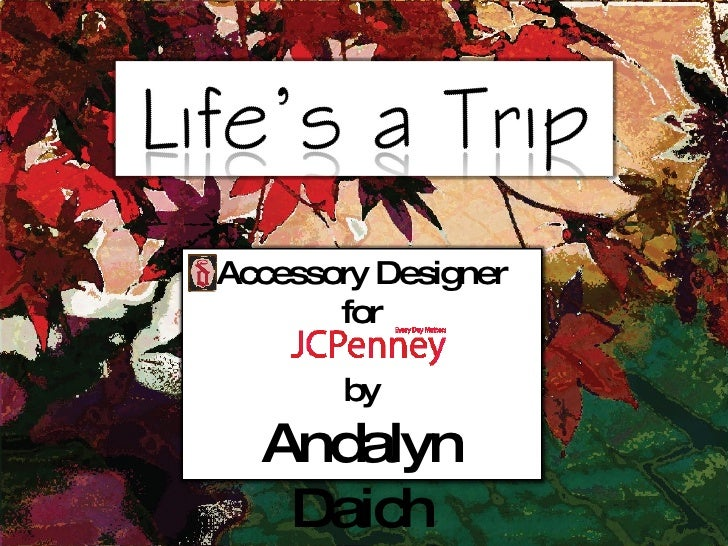 Accessory Designer for by Andalyn Daich